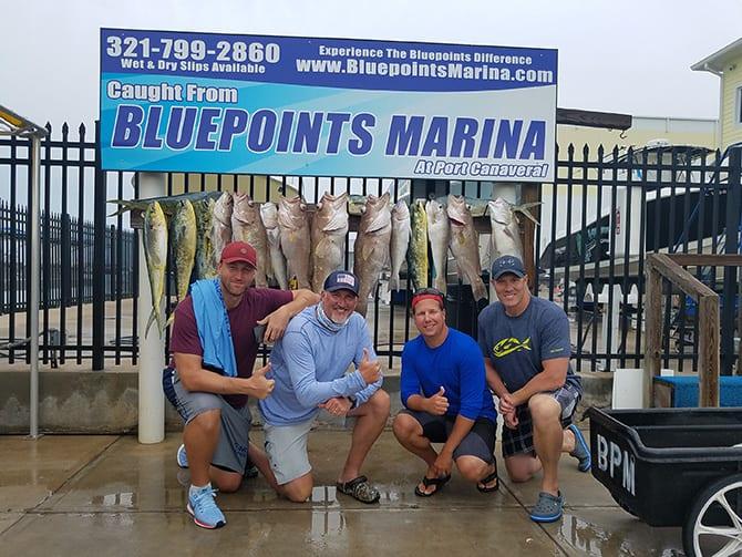 Group Fishing Charters