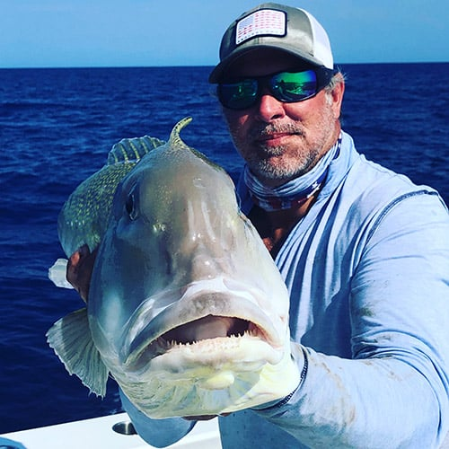 Snowy Grouper Port Canaveral Fishing Charters
