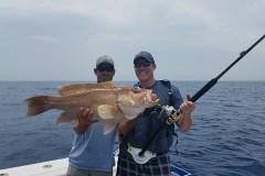 Deep Drop Fishing Charters