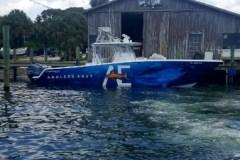 Angler Boat