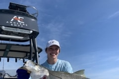 Anglers Envy Fishing Charters ¾ day